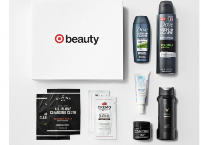 Men's Holiday Beauty Box
