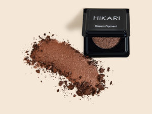 Hikari Cosmetics Cream Pigment Eyeshadow in fierce