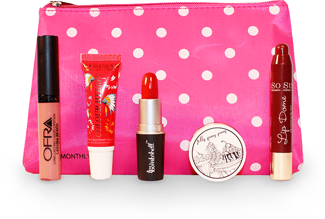 lip monthly bag